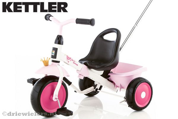 Happytrike prinses roze