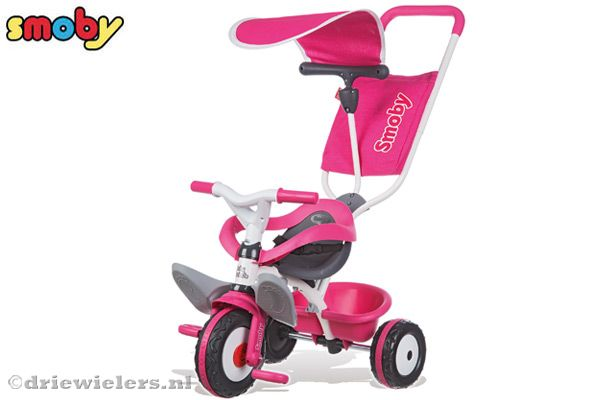 Smoby baby balade pink.