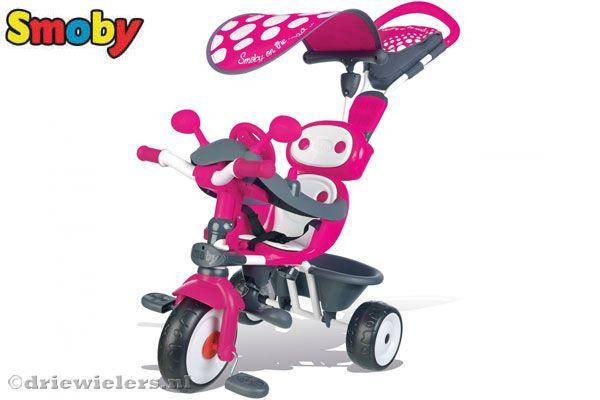 Baby driver comfort pink