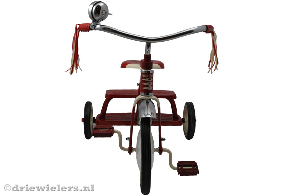 Classic Red Tricycle RF33