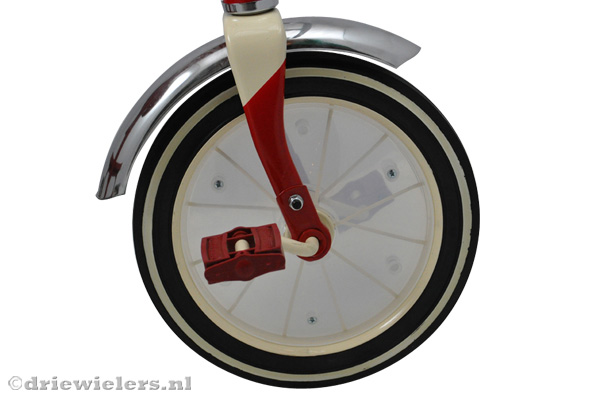 Home classic red tricycle for Classic house nl