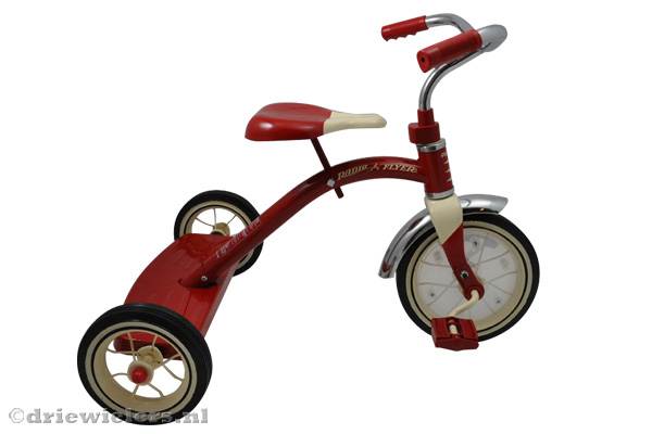 Classic Red Tricycle RF34