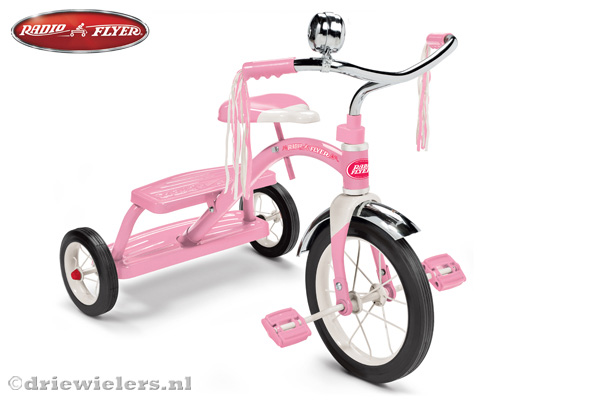 Classic Pink Tricycle RF33